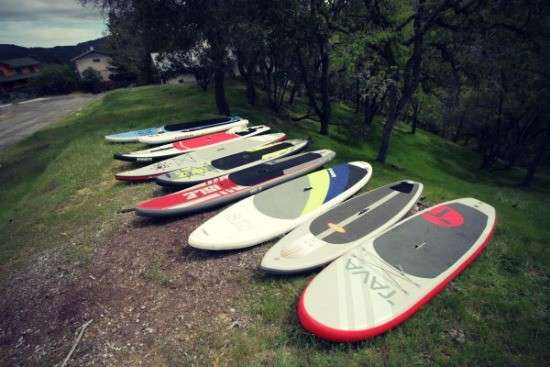How To Choose The Best Stand Up Paddle Board