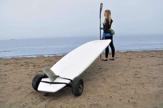 How To Properly Transport Your Stand UP Paddle Board
