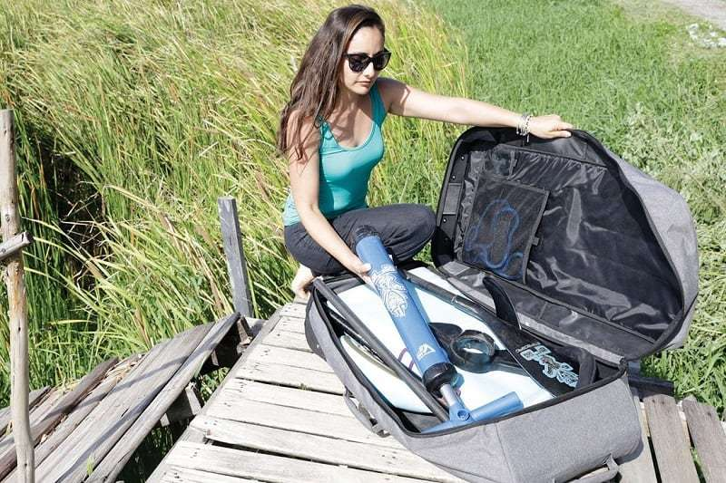 Everything You Need To Know About Stand Up Paddle Board Bags