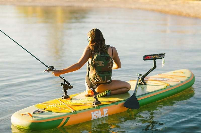 Paddle Board Fishing: How To Get Started And Why