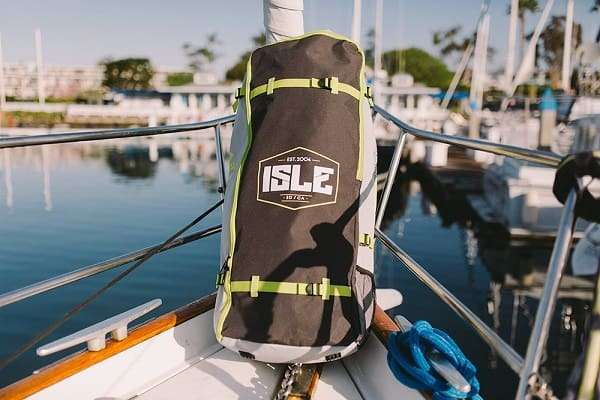 ISLE paddle board bag.